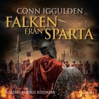 Falken från Sparta - Conn Iggulden