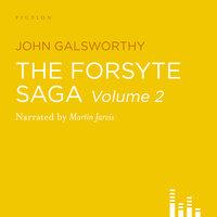In Chancery - The Forsyte Saga, Vol. 2 - John Galsworthy