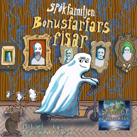 Spökfamiljen - Bonusfarfars fisar - Mikael Rosengren