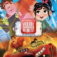 Vilde Rolf smadrer internettet - Disney