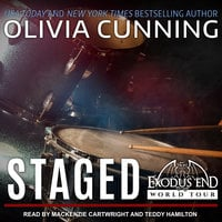 Staged - Olivia Cunning