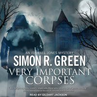 Very Important Corpses - Simon R. Green