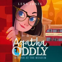 Murder at the Museum - Lena Jones