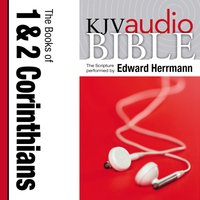 Pure Voice Audio Bible - King James Version, KJV: (33) 1 and 2 Corinthians - Zondervan