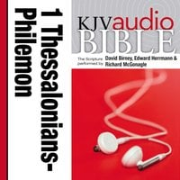Pure Voice Audio Bible - King James Version, KJV: (35) 1 and 2 Thessalonians, 1 and 2 Timothy, Titus, and Philemon - Zondervan