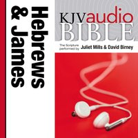 Pure Voice Audio Bible - King James Version, KJV: (36) Hebrews and James - Juliet Mills
