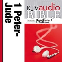 Pure Voice Audio Bible - King James Version, KJV: (37) 1 and 2 Peter; 1, 2, and 3 John; and Jude - Robert Forster
