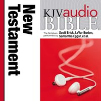 Pure Voice Audio Bible - King James Version, KJV: New Testament - Zondervan
