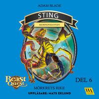 Sting - Skorpionmannen - Adam Blade