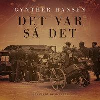 Det var så det - Gynther Hansen