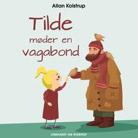 Tilde møder en vagabond - Allan Kolstrup