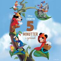 12 fantastiske eventyr - Disney