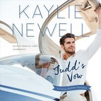 Judd's Vow: A Harlow Brothers Romance - Kaylie Newell