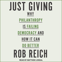 Just Giving - Rob Reich