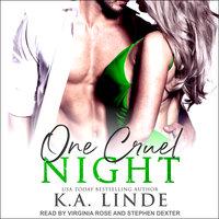 One Cruel Night - K.A. Linde