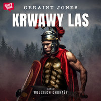 Krwawy las - Geraint Jones