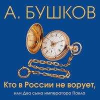 Кто в России не ворует или два сына императора Павла - Александр Бушков