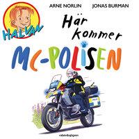Halvan - Här kommer MC-polisen - Arne Norlin