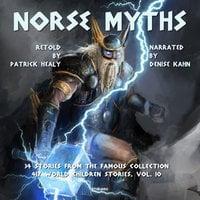 Norse Myths - Patrick Healy