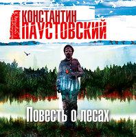 Повесть о лесах - Константин Паустовский