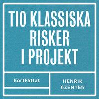 Tio klassiska risker i projekt – Och hur man vänder risk till möjlighet - Henrik Szentes