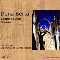 Doña Berta - Leopoldo Alas Clarín