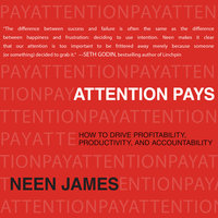 Attention Pays - Neen James