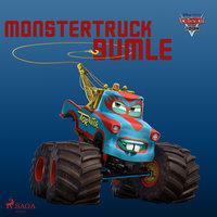 Biler - Monstertruck-Bumle - Disney