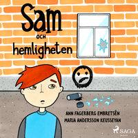 Sam och hemligheten - Ann Fagerberg Embretsén