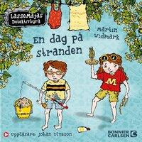 En dag på stranden : Berättelser från Valleby - Martin Widmark