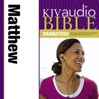 Dramatized Audio Bible - King James Version, KJV: (29) Matthew - Zondervan