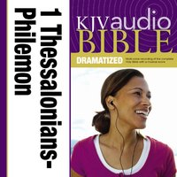 Dramatized Audio Bible - King James Version, KJV: (37) 1 and 2 Thessalonians, 1 and 2 Timothy, Titus, and Philemon - Zondervan