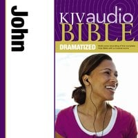 Dramatized Audio Bible - King James Version, KJV: (32) John - Zondervan