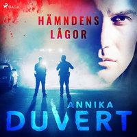 Hämndens lågor - Annika Duvert