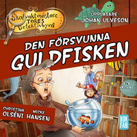 Den försvunna guldfisken - Micke Hansen, Christina Olséni