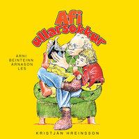 Afi ullarsokkur - Kristján Hreinsson