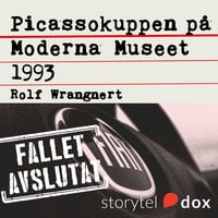 Picassokuppen på Moderna Museet 1993 - Rolf Wrangnert