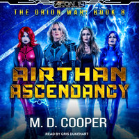 Airthan Ascendancy - M.D. Cooper