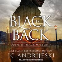 Black Is Back - JC Andrijeski