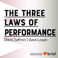 The Three Laws of Performance - Dave Logan,Steve Zaffron