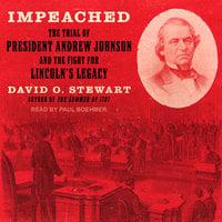 Impeached - David O. Stewart