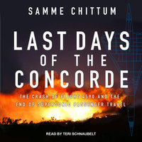 Last Days of the Concorde - Samme Chittum