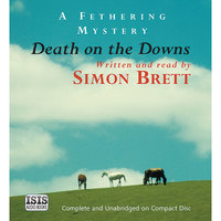 Death on the Downs - Simon Brett