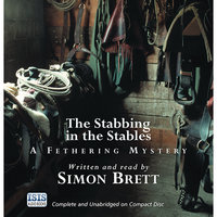 The Stabbing in the Stables - Simon Brett
