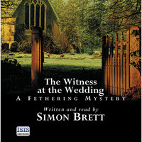 The Witness at the Wedding - Simon Brett