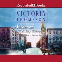 Murder on Trinity Place - Victoria Thompson