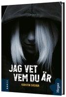 Jag vet vem du är - Kerstin Svevar