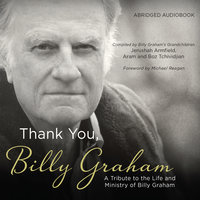 Thank You, Billy Graham - Jerushah Armfield
