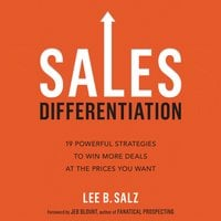 Sales Differentiation - Lee B. Salz