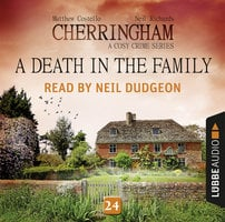 A Death in the Family - Matthew Costello, Neil Richards